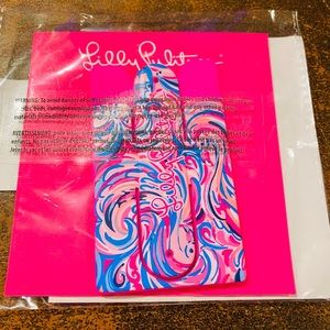 Lilly Pulitzer GWP Phone Card Case NWT